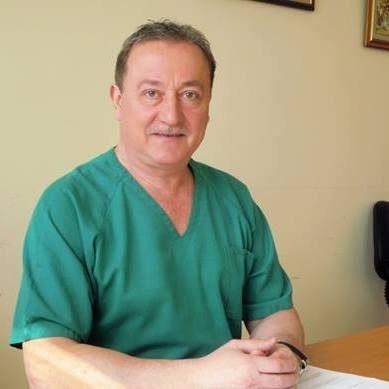 Доц. д-р Таньо Сечанов к.м.н.